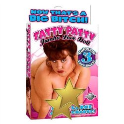 Fatty Patty Jumbo Love Doll 2 Product Image