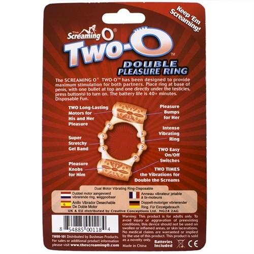 Screaming O - Two-O 6 Product Image