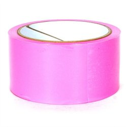 Fetish Fantasy Pleasure Tape - Pink 2 Product Image