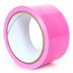 Fetish Fantasy Pleasure Tape - Pink 5 Product Image