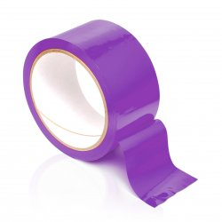 Fetish Fantasy Pleasure Tape - Purple Product Image