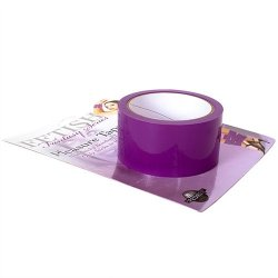 Fetish Fantasy Pleasure Tape - Purple 10 Product Image