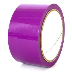 Fetish Fantasy Pleasure Tape - Purple 5 Product Image