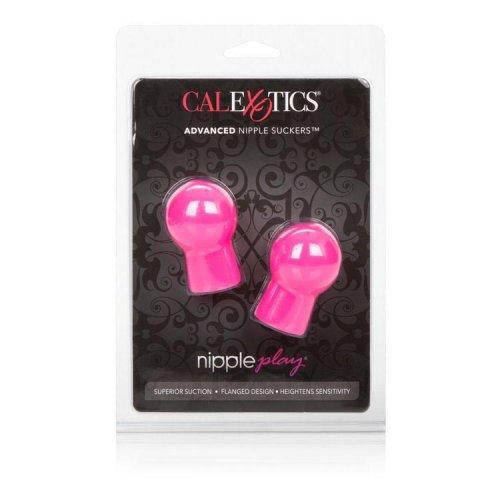 Advanced Nipple Suckers - Pink 4 Product Image