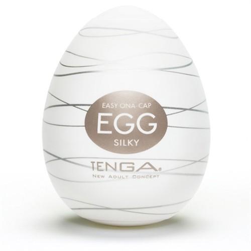 Tenga Egg - Silky 1 Product Image