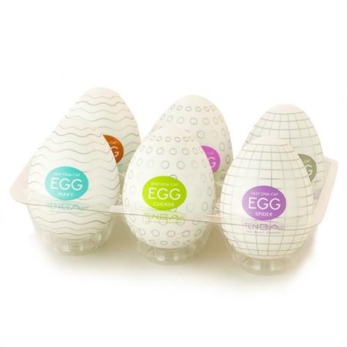 Tenga Egg Six Pack 1 Product Image