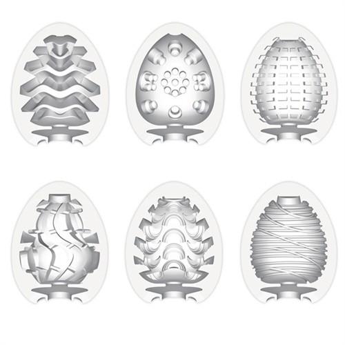 Tenga Egg Six Pack 3 Product Image