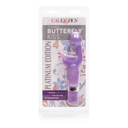 Platinum Butterfly Kiss - Purple 6 Product Image