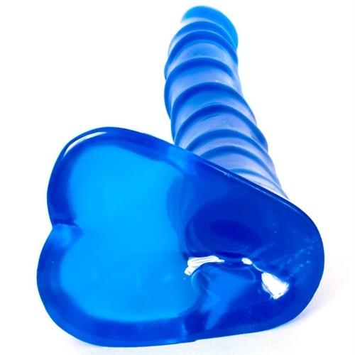 """Raging Hard-Ons Slimline -  Cobalt Blue Jellie Ballsy 9"""" 4 Product Image"""