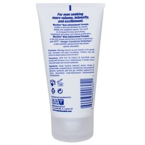 Max Size Cream - 5 oz. 2 Product Image