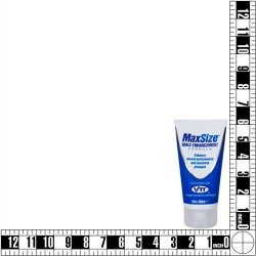 Max Size Cream - 5 oz. 5 Product Image