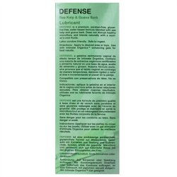 Intimate Organics: Defense - Protection Lubricant - 8 oz. 9 Product Image