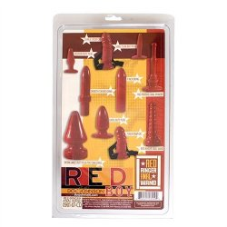 Red Boy Anal Wand 11 Product Image