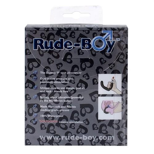 Rude Boy - Black 16 Product Image