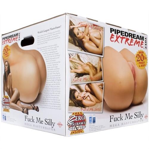 Fuck Me Silly Masturbator 10 Product Image