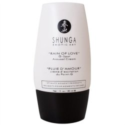 Shunga Rain Of Love G-Spot Cream - Mint Product Image