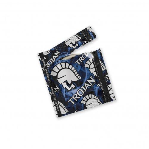 Trojan Sensitivity BareSkin Lubricated - 10 Pack 5 Product Image