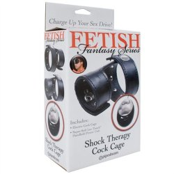 Fetish Fantasy Shock Therapy Cock Cage 2 Product Image