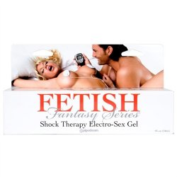 Fetish Fantasy Shock Therapy Electro-Sex Gel - 4 oz. 5 Product Image