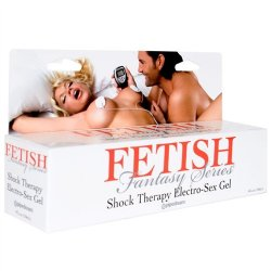 Fetish Fantasy Shock Therapy Electro-Sex Gel - 4 oz. 6 Product Image