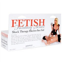 Fetish Fantasy Shock Therapy Electro-Sex Gel - 4 oz. 8 Product Image