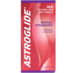 Astroglide - Sensual Strawberry - 2.5 oz. 7 Product Image