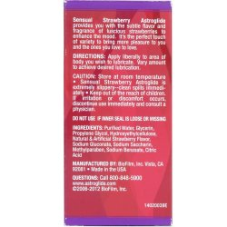 Astroglide - Sensual Strawberry - 2.5 oz. 8 Product Image