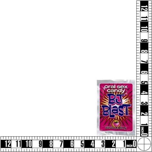 BJ Blast - Strawberry 3 Product Image