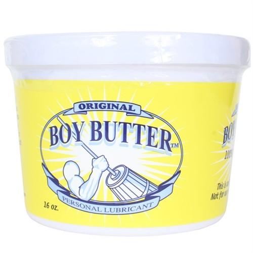 Boy Butter Original - 16 oz. Tub 1 Product Image