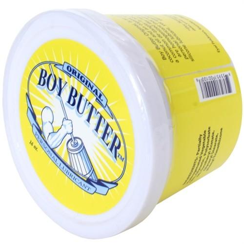 Boy Butter Original - 16 oz. Tub 2 Product Image