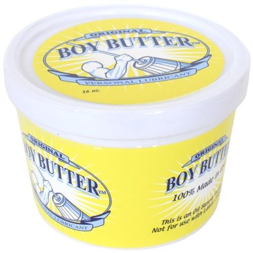 Boy Butter Original - 16 oz. Tub 4 Product Image