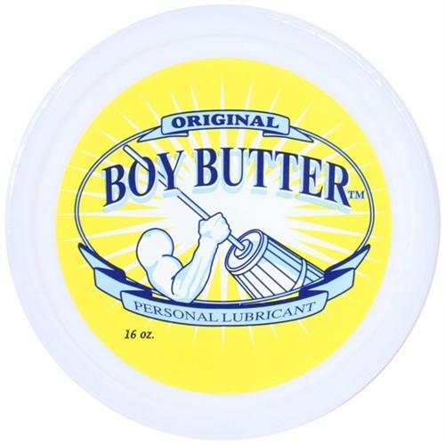 Boy Butter Original - 16 oz. Tub 5 Product Image