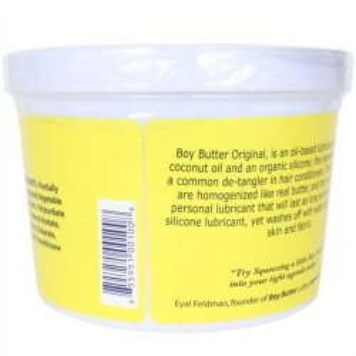 Boy Butter Original - 16 oz. Tub 6 Product Image