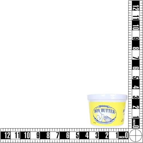 Boy Butter Original - 16 oz. Tub 7 Product Image