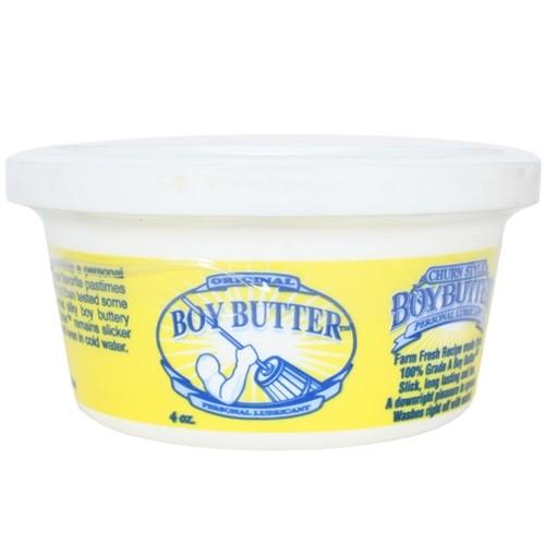 Boy Butter Original - 4 oz. Tub 1 Product Image