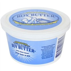 Boy Butter H2O - 8 oz. Tub 4 Product Image