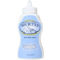Boy Butter H2O - 9 oz. Squeeze Product Image