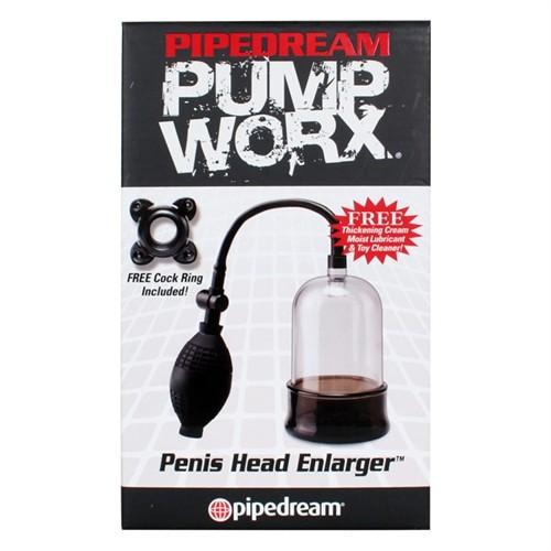 Pump Worx Penis Head Enlarger 8 Product Image