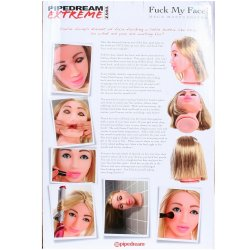 Fuck My Face - Blonde 13 Product Image
