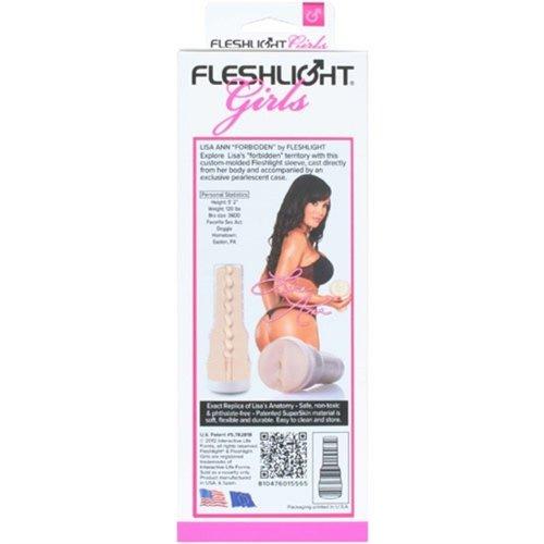 Fleshlight Girls - Forbidden - Lisa Ann 12 Product Image