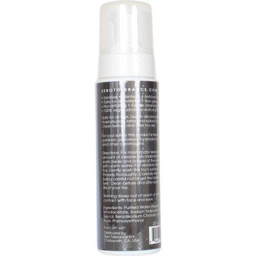 Foaming Masturbator Cleanser & Sanitizer - 8 oz. 2 Product Image