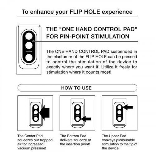 Tenga Flip Hole - Silver 13 Product Image