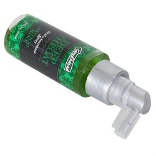 Good Head Deep Throat Spray - Mystical Mint 4 Product Image