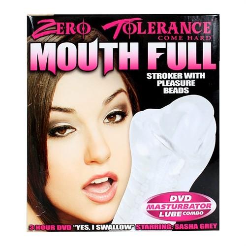 Zero Tolerance - Mouth Full Kit 9 Product Image