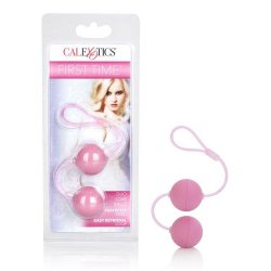 First Time Love Balls - Duo Lover - Pink Product Image