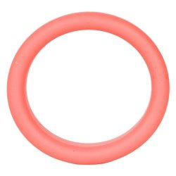 Super Soft Cock & Ball Ring - Red Product Image