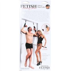 Fetish Fantasy Deluxe Door Cuffs 9 Product Image