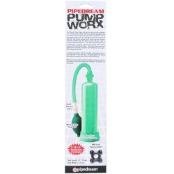 Pump Worx Silicone Power Pump - Green 10 Product Image