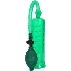 Pump Worx Silicone Power Pump - Green 2 Product Image