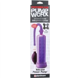 Pump Worx Silicone Power Pump - Purple 8 Product Image